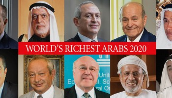 MENA billionaires' wealth increased