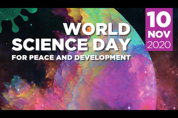 World Science Day for Peace and Development, 10 November