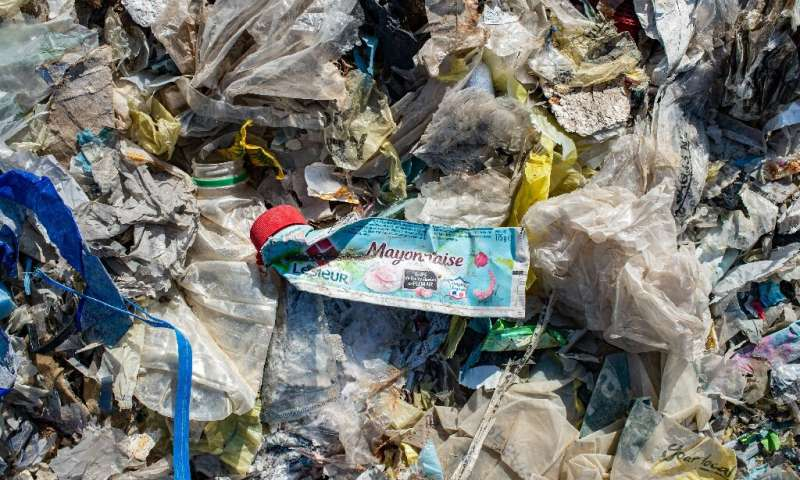 Turkey: Europe's top destination for… trash