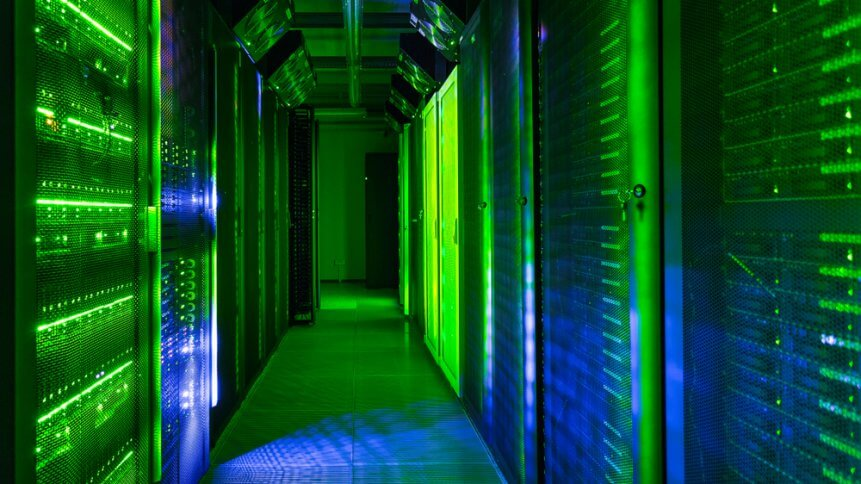 Circular Economy by Designing Green Data Centers