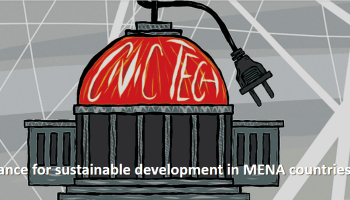 E-governance for sustainable development in MENA countries