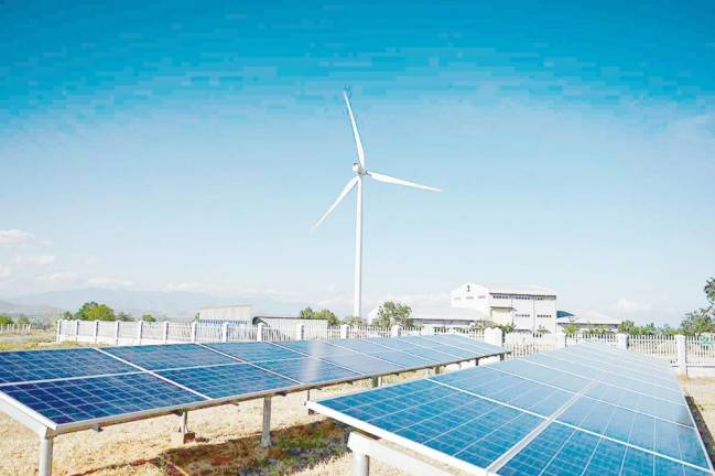 Solar, wind power to drive renewable energy growth this year