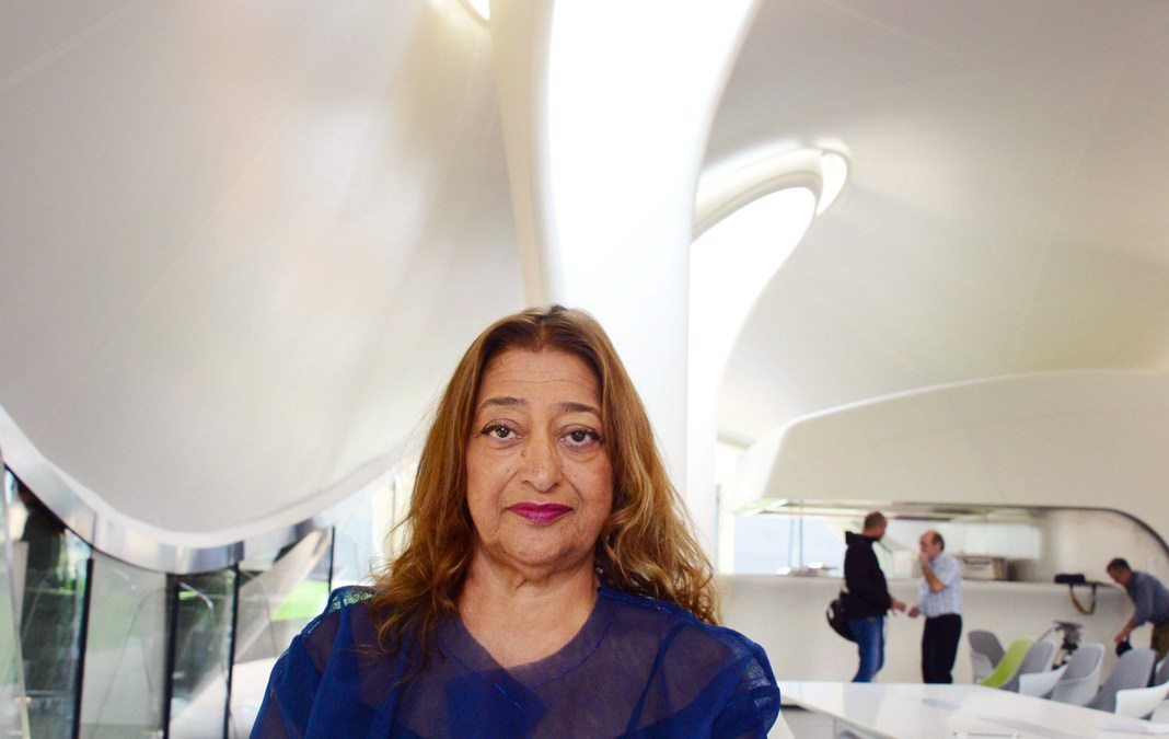 Zaha Hadid: even more than her buildings, it's her mind that left its mark
