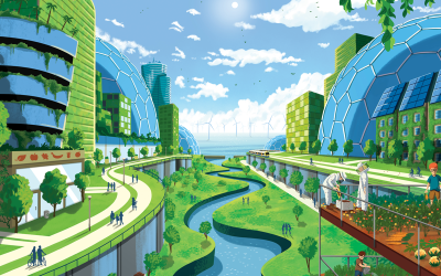 Developers can shape urban environments to achieve sustainability