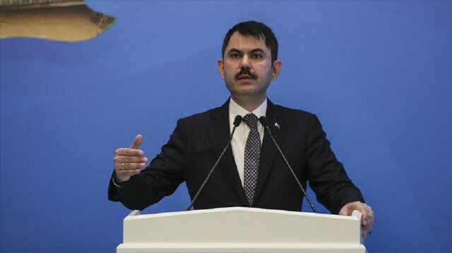 Turkish environment minister touts 'Climate Resilient Cities' at G20 meeting