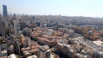 Nobody running Lebanon, says central bank boss