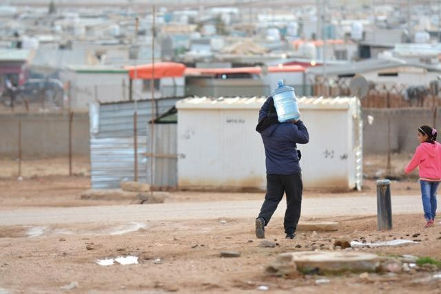 Jordan's water crisis offers a warning for the world