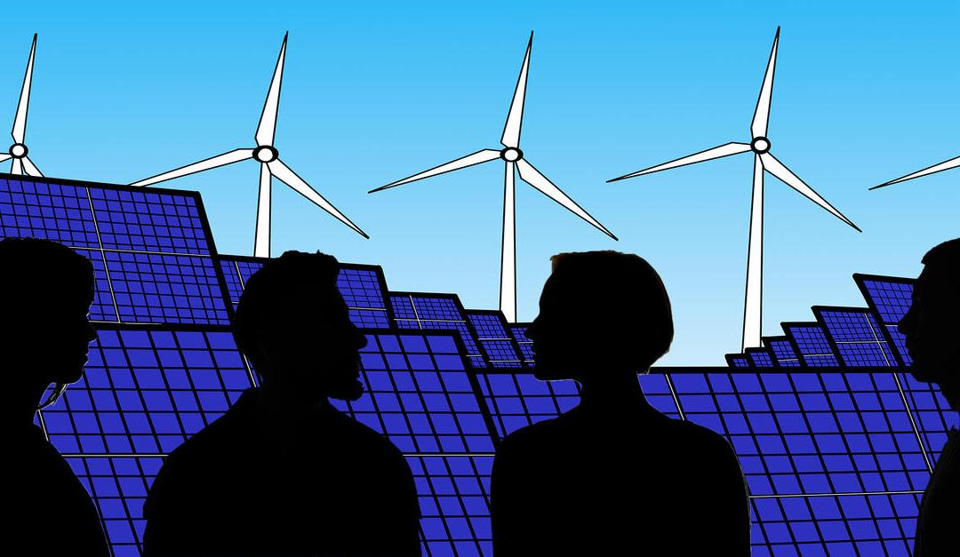 Clean tech is here, now we need people power