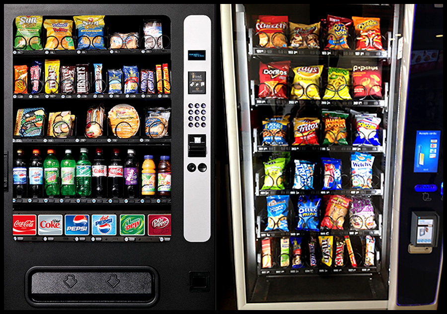 7 Reasons to Have a Vending Machine at Work