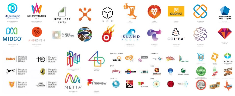 4 Superb Logo Design Trends That Will Kill All The Previous Stylish