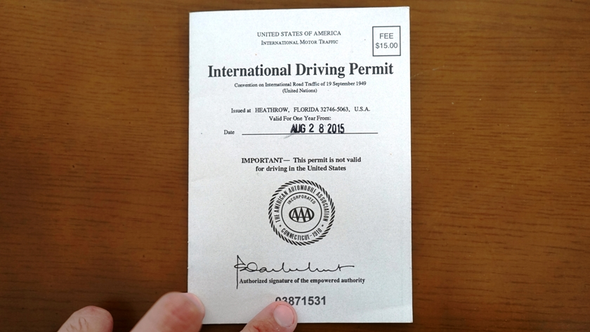 How to Get Your Driving Permit
