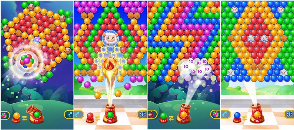 Have Lots of Fun with New Bubble Shooter Game: Bubble Games Funnygames Bubble Shooting