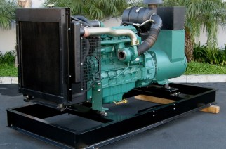 How Automotive Plants and Cars Get Power Supply Through Diesel Generators?