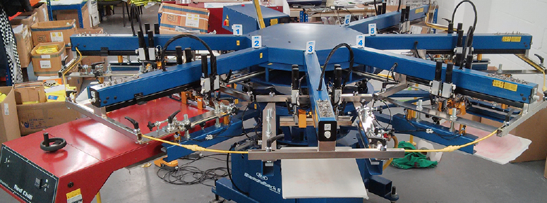 5 Reasons Why You Should Consider a Contract Screen Printing