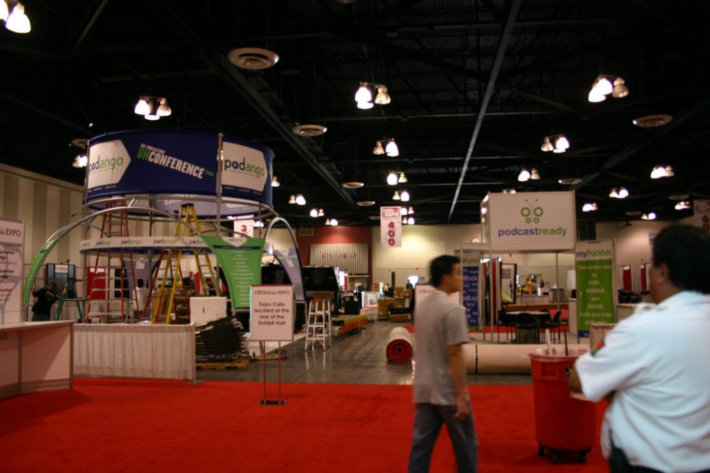 The Best Trade Show Booth Options are Yours to Grab
