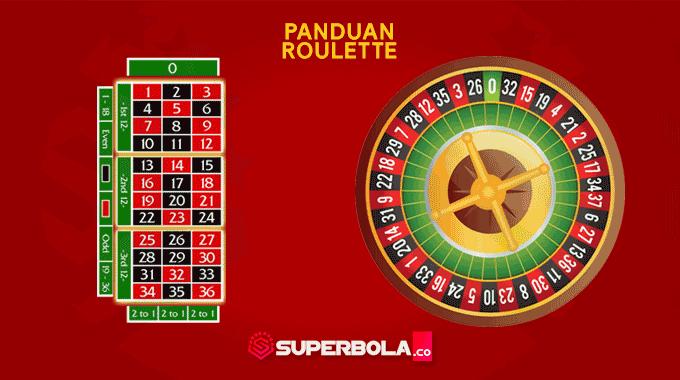 Panduan roulette situs judi paling lengkap SuperBola