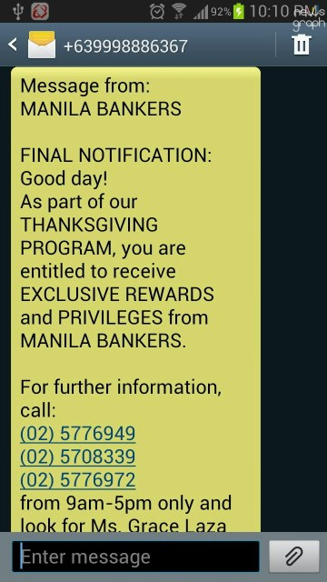 xManila-Bankers-SMS-Spam-Scam