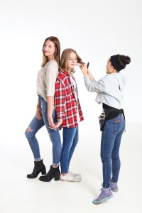 Shooting mit Styling