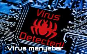 ancaman virus pada windows