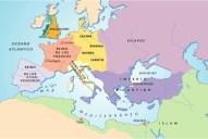 Europa tras la Caída del Imperio Romano