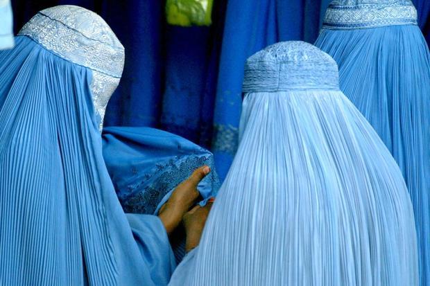 Bildresultat för burka och niqab