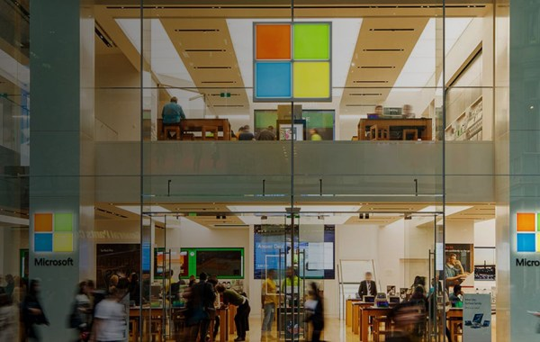 Microsoft Closing Retail Locations