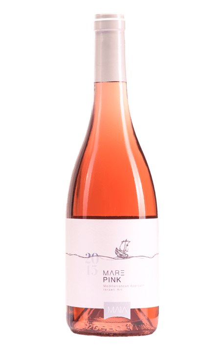 2015 Mare Pink Dry Ros'e Wine