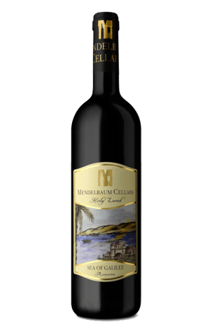 2015 Sea of Galilee Dry Red Wine