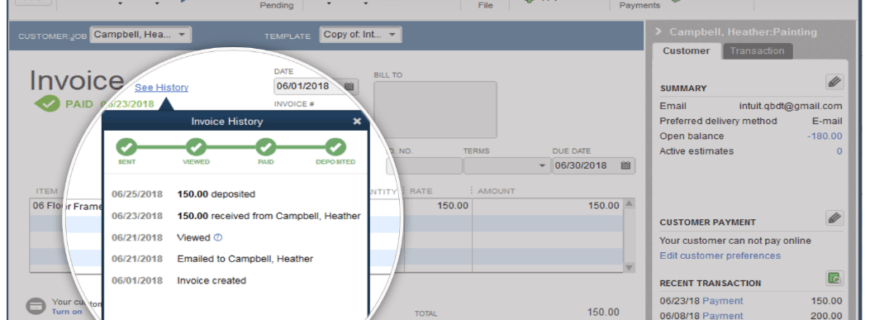 Mario Discusses What's New (and Improved) in QuickBooks 2019
