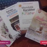 Paket Pendidikan Karakter  3 Buku 087888765439