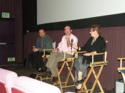 The Q and A Panel with Raphael, Ben and Anna Fishman Gonshor