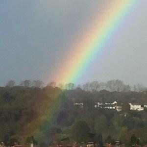 Chakra Rainbow Bristol Healing Reiki Arts