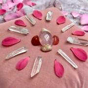 Crystals for Womb Healing at Bristol Reiki Healing Arts