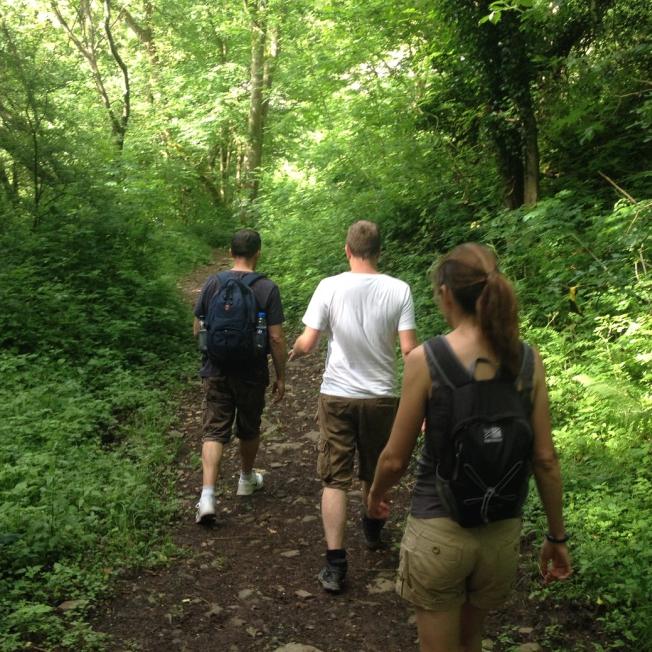 Mentoring in Nature Bristol Reiki Healing Arts