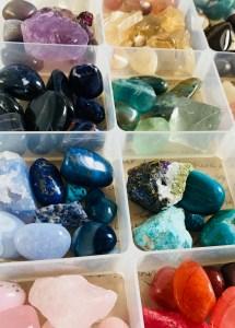 Crystal Selection Bristol Reiki Healing Arts
