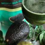 Green Smoothie with Spirulina