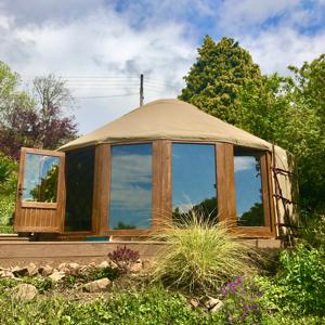 Learn Reiki Level I in Yoko Yurt