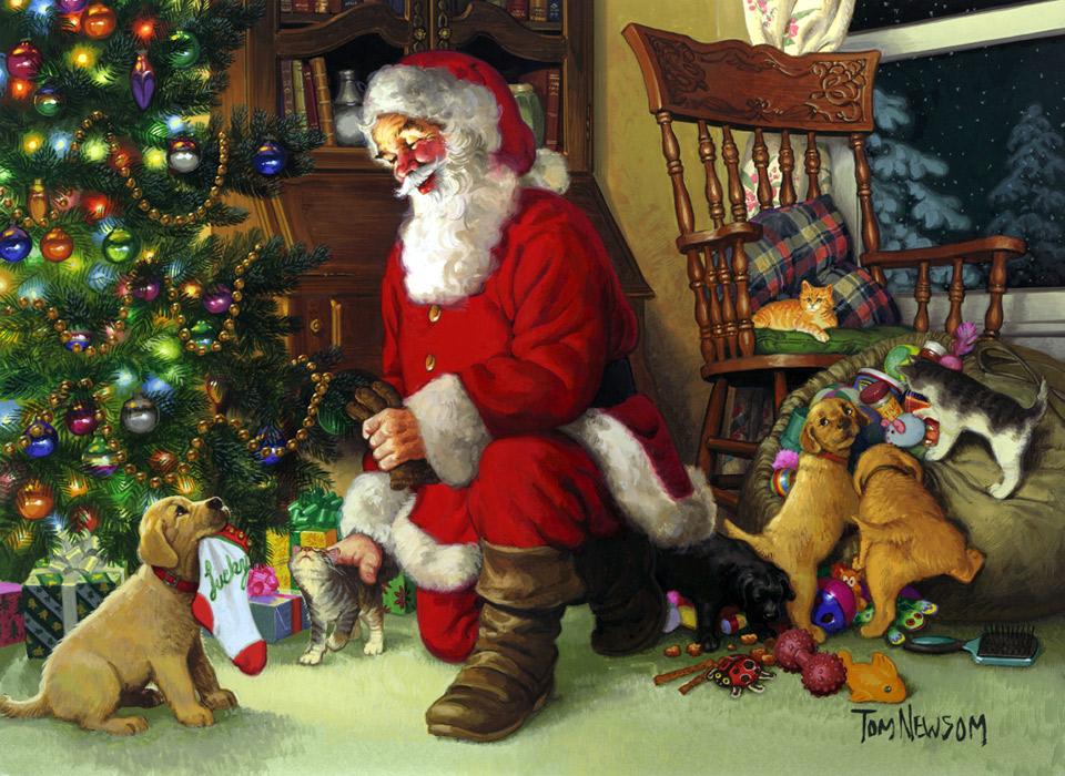 Mendola Artists Representatives Tom Newsom Santa