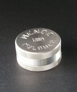 "Mendo Mulcher 1.5"" (inch) 2-Piece Screenless Herb Grinder"