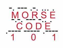 Morse Code 101