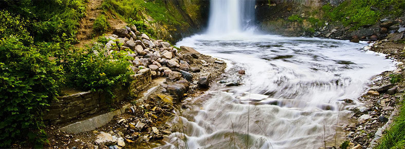 Minnehaha falls Mendota Dakota