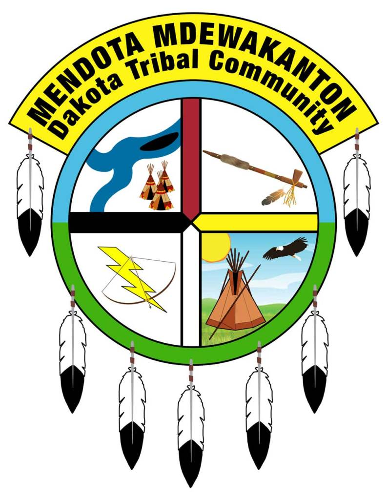 Mendota Mdewakanton Dakota Tribal Community logo