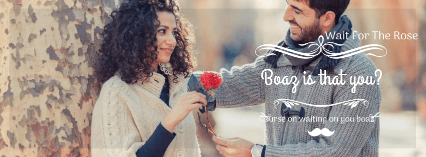 Wait For The Rose E-course