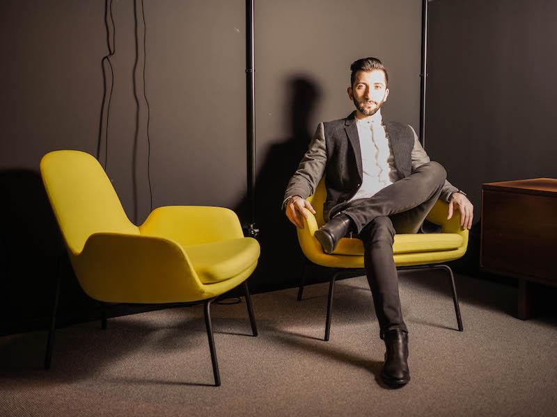 Der perfekte Business Casual Herren Look für den Beruf als auch für den Abend.