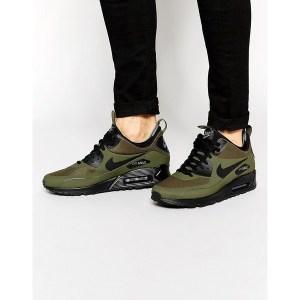 Der nike air max 90 camouflage sneaker für männer ist der perfekte Begleiter Eurer Street Looks.