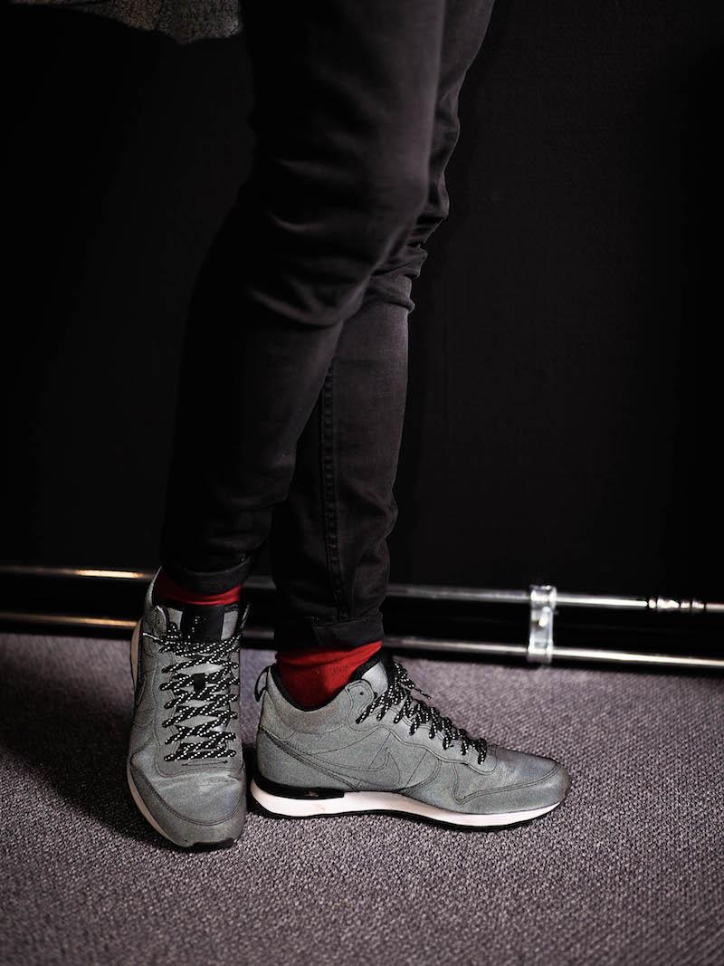 Angesagt Nike Internationalist Sneaker. Perfekt für jedes Herren Frühlingsoutfit.