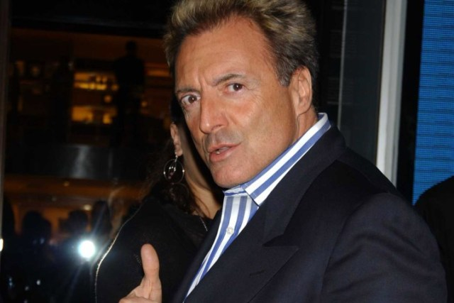 Opening of the Louis Vuitton Store Opening and 150th Anniversary Celebration at 57th St. and 5th Avenue. Arrivals: Armand Assante