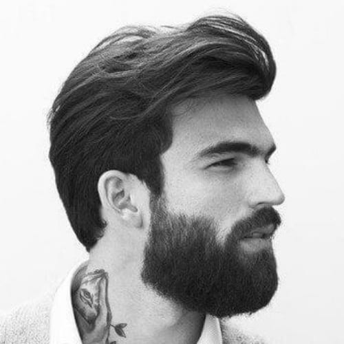 Best 25 Slick Back Haircut Ideas On Pinterest Slick Back