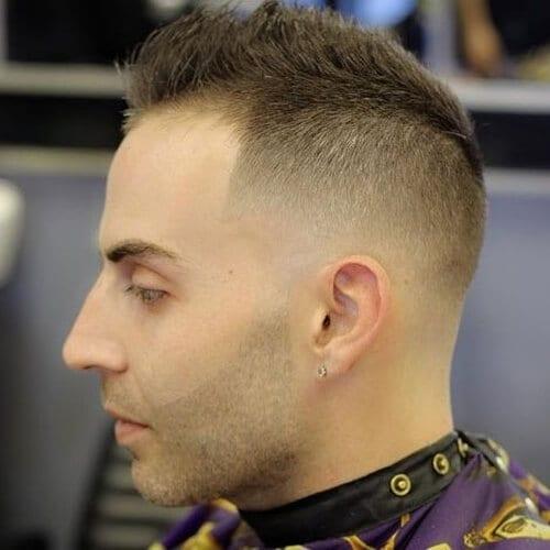 22+ Popular Concept Haircut Fade Kalbo