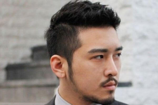 Image Result For Asian Short Hairstyle Men